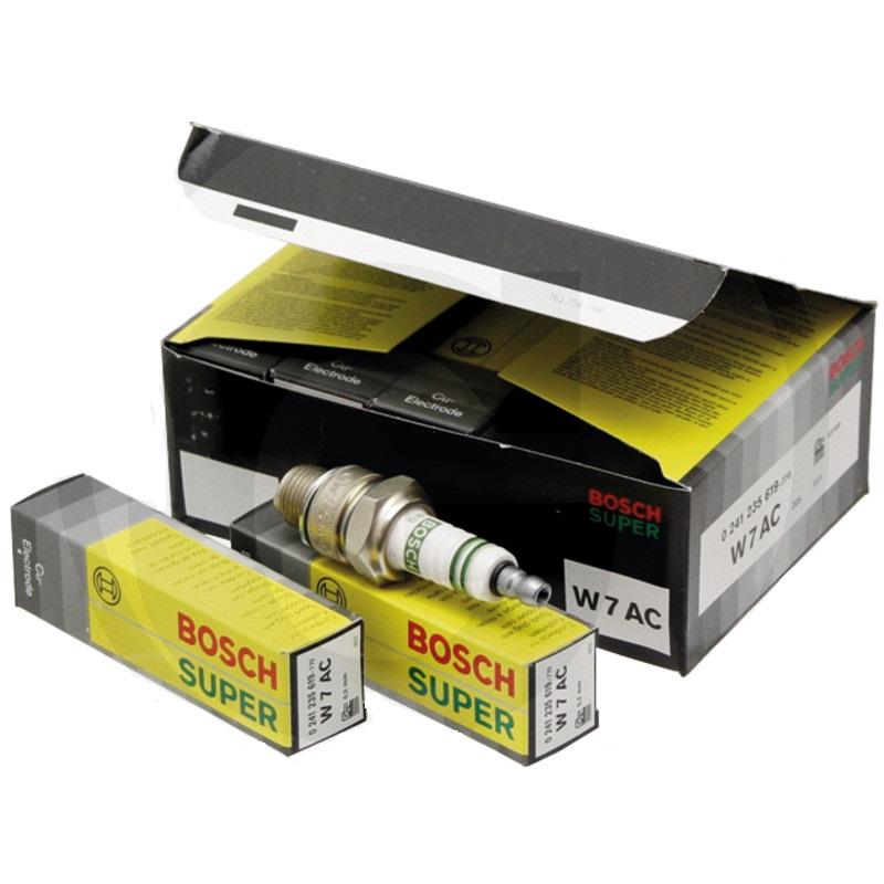 Zapalovací svíčka Bosch WSR6F - NGK BPMR7A do motorové pily balení 10 ks