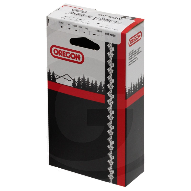 Profi pilový řetěz OREGON ControlCut kulatý 0,325″ patka 1,5 mm délka 38 cm 64 článků