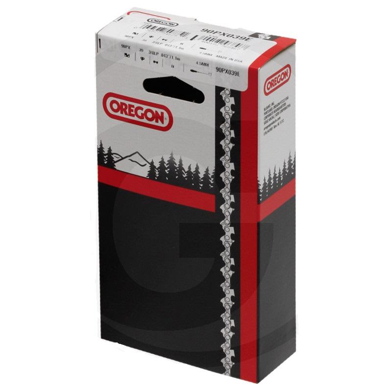 Profi pilový řetěz OREGON PowerCut hranatý 3/8″ patka 1,5 mm délka 45 cm 64 článků