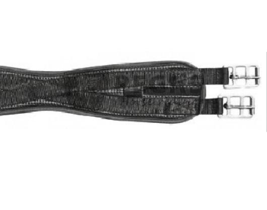 Podbřišník HKM PVC Soft elastický černý
