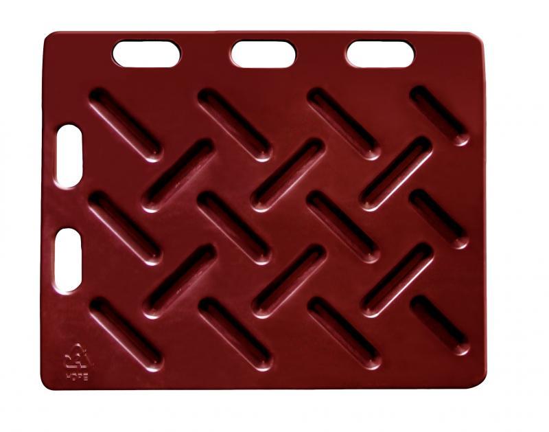 Naháněcí deska střední, naháňka prasat 76 x 94 cm
