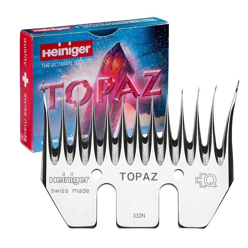 Heiniger TOPAZ 5/845 spodní nůž na stříhání ovcí