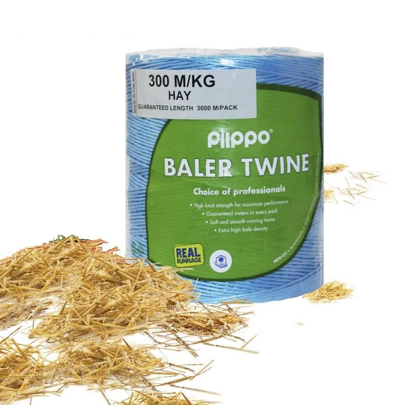 Hay provázek do lisu na malé balíky 300 m/kg modrý 2 x 5 kg
