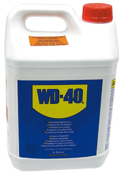 Mazivo WD-40 kanystr 5 l