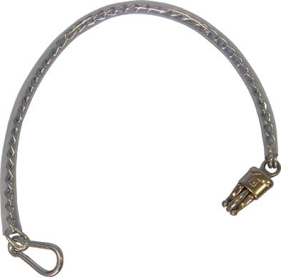 Vazák řetězový pro koně s plastem