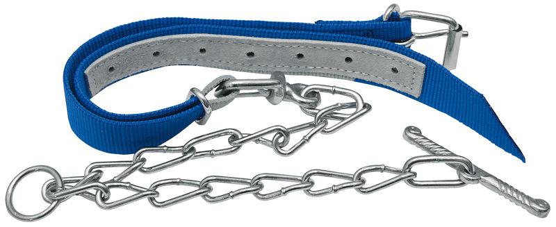 Obojek pro telata s řetězem délka 1200 mm
