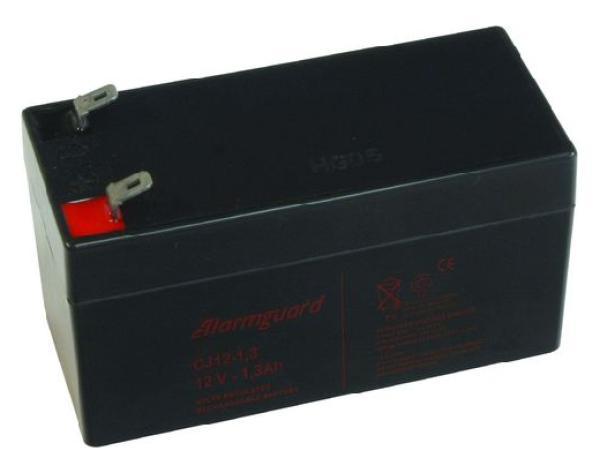 ALARMGUARD Gelová dobíjecí baterie 12V pro kombinované zdroje pro elektrický ohradník