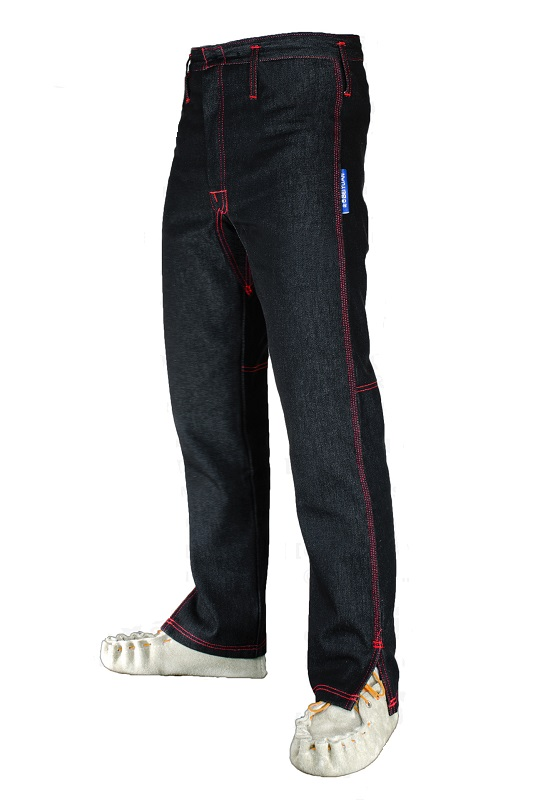 Kalhoty pro střihače ovcí bez předních kapes velikost Regular 30/29 pas 76 cm