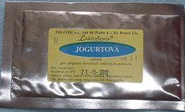 Jogurtová kultura Laktoflora sušená na 1 l mléka