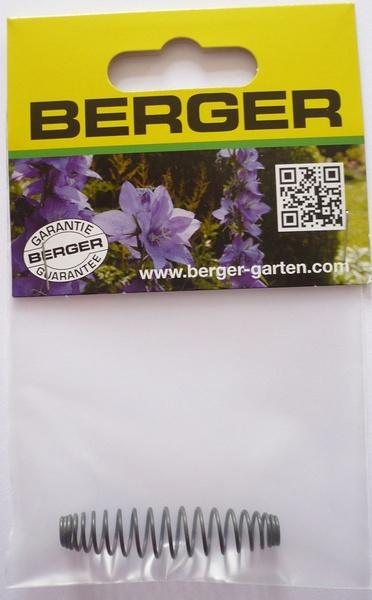Náhradní pružina pro nůžky BERGER 1600 na vinnou révu sklízecí a na paznehty ovcí a koz