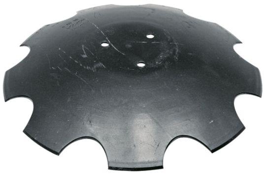 Ozubený orný disk diskové brány vhodný pro Horsch Terrano 6/8 FX průměr 464 mm