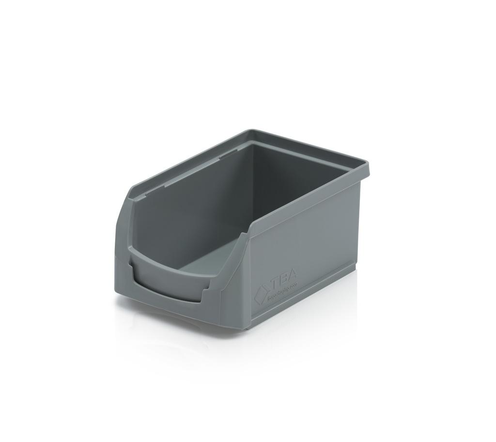 Stohovatelný ukládací box plastový na drobné díly, hřebíky, šrouby a matky