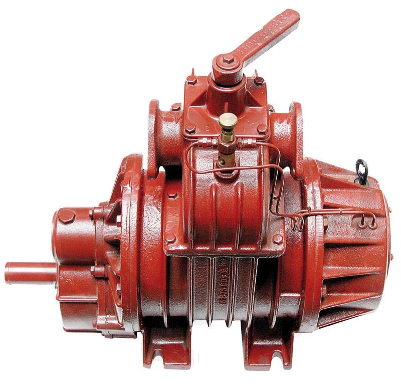 Vývěva na fekál JUROP PN 10.600, vakuové čerpadlo, kompresor kapacita 10600 l/min