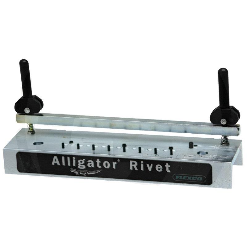 Nářadí Alligator Rivet pro šíři pásu 175 mm