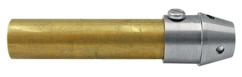 Náhradní vypalovací hrot k odrohovači pro telata průměr 17 mm