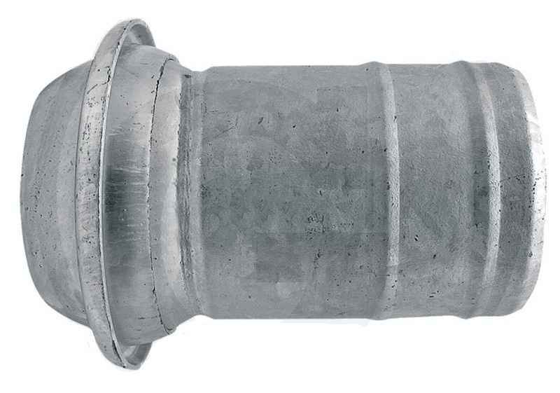 """Berselli Ital díl samec 4"""" A=110 mm spojky pro fekální vozy s hadicovým nátrubkem"""
