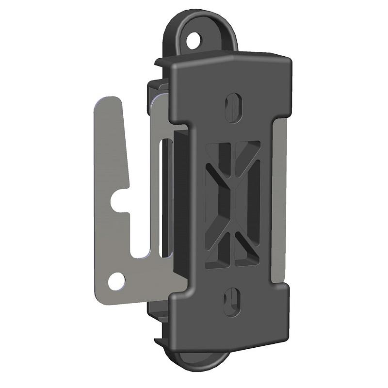 Branový izolátor šroubovací na pásku Shockteq OLLI pro elektrický ohradník 2 ks