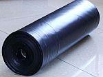 Silážní plachta 10 x 25 m, 150 mi., černá