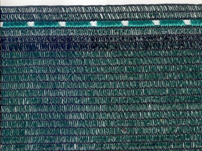 Rašlový úplet 3,85m x 1,2m 90% stínění s ocelovými oky