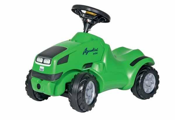 Rolly Toys - odstrkovací traktor Deutz AgroKid modelová řada Rolly Minitrac