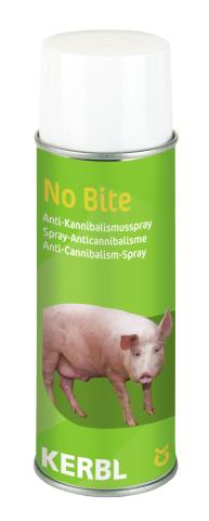 Sprej proti kanibalismu prasat a drůbeže NO BITE 400 ml