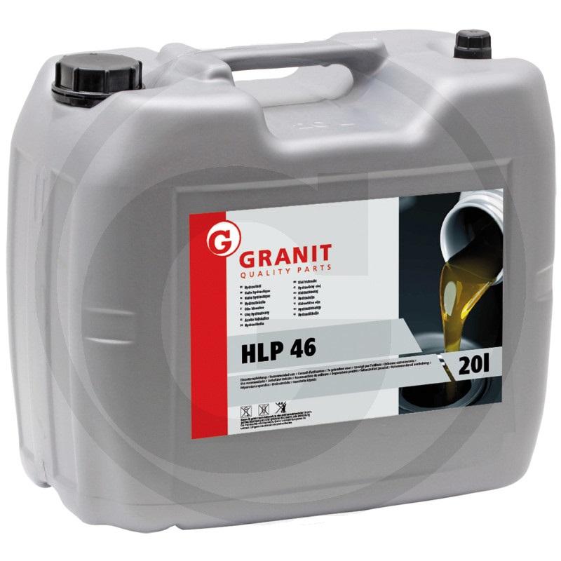 Hydraulický olej Granit Hydroclassic HLP 46