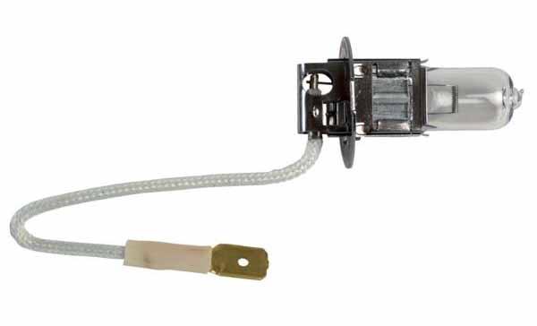 Auto žárovka H3 12V 55W, patice PK 22s pro hlavní světlomet, mlhová a pracovní světla