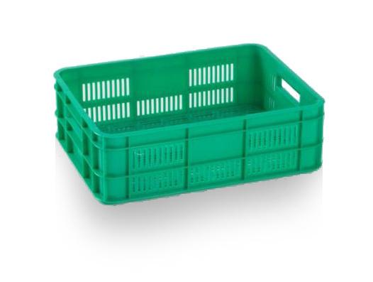 Plastová přepravka na ovoce a zeleninu nosnost 7 kg A/A 125