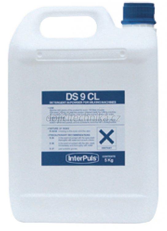Dezinfekční prostředek DS 9 CL pro konvové dojeníí a zařízení na zpracování mléka 5 kg
