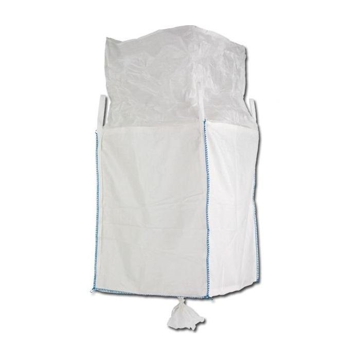 Velkoobjemový vak Big Bag 90 x 90 x 115 cm s vývodem a zástěrou