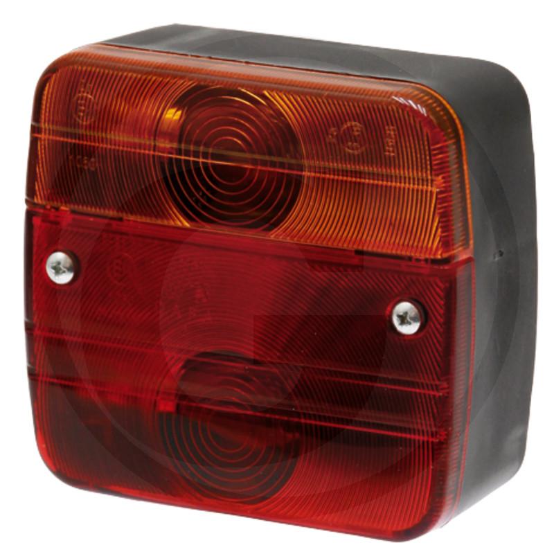 Zadní světlo pravé koncové, brzdové směrové bez osvětlení SPZ vhodné pro Renault