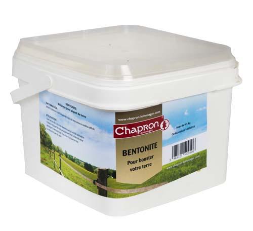 Chapron Bentonit 4,5 kg připravek pro zlepšení uzemnění elektrického ohradníku