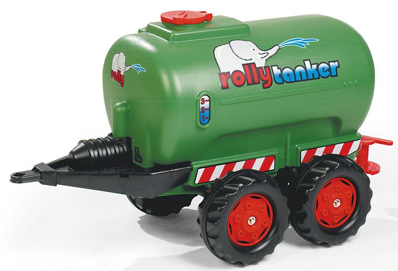 Rolly Toys - cisterna Fendt za šlapací traktory a nakladače
